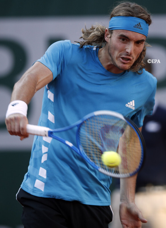 Tennis With Tsitsipas • French Open 2019 Photo Gallery ...