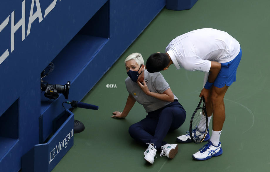 Djokovic Others React To His Shocking Default As Men S U S Open Draw Is Thrown Into Chaos 10sballs Com